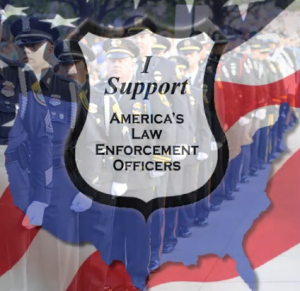 FPD encourage citizens to show support Friday
