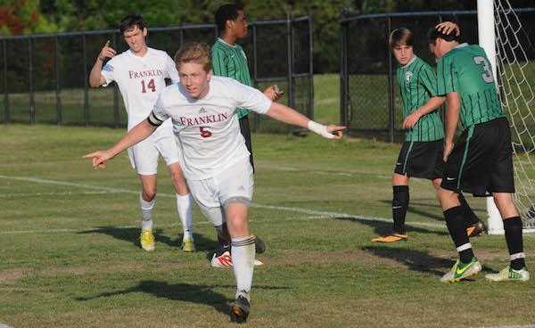 FHS soccer star named all-American for 2nd straight year | Franklin Home Page, FHP, Sports, Franklin Rebels, Soccer,