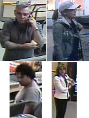 Franklin police say alleged thieves may be part of credit card ring