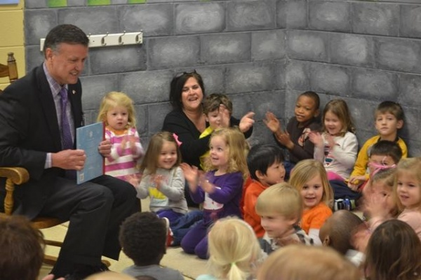 FSSD gets jump start on Read Across America