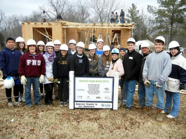 Habitat High to dedicate Fairview home Sunday