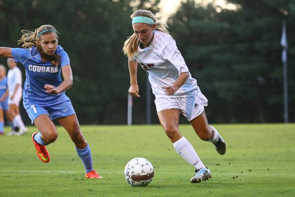 Roundup: Franklin, Page soccer win big; CHS volleyball victorious; FHS golf sweeps DCHS   Franklin Home Page, FHP, Sports, Soccer, Volleyball, Franklin Rebels, Centennial Cougars, Page Patriots