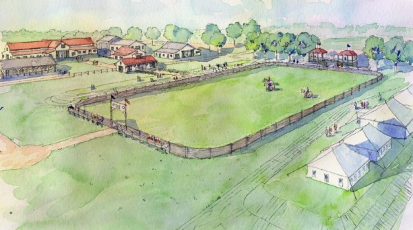 Friends of Franklin Parks has big future plans | Friends of Franklin Parks, Harlinsdale Park, Franklin Home Page, FHP
