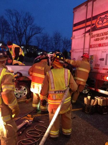 UDPATE: Good Samaritan in Saturday's I-65 incident remains hospitalized