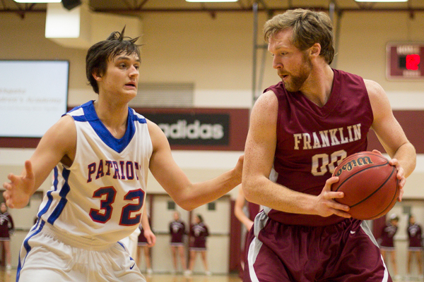 Basketball: Franklin boys cruise past Page; FHS girls edge Harpeth Hall | Franklin Home Page, FHP, Sports, Basketball, Franklin Rebels, Page Patriots