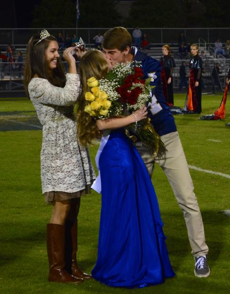 Slideshow: Independence High School homecoming court