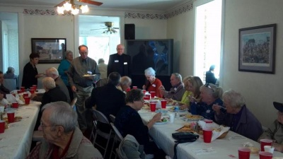 JL Clay Senior Centers hosts annual Thanksgiving lunch