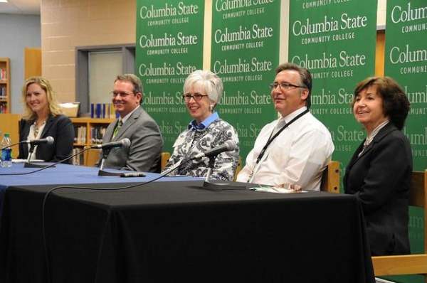 New IT center at CHS to 'blur lines' between college and high school education