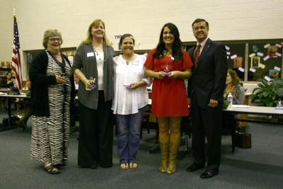 FSSD honors top school volunteers