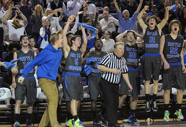 BGA clinches DII-A title, defeats FRA | BGA, Battle Ground Academy, BGA Wildcats, The Mob, Franklin, Franklin Home Page