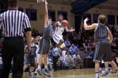 Patience leads to prosperity for BGA basketball   Sports, Basketball, Franklin Home Page, FHP, BGA Wildcats, BGA, Battle Ground Academy, Sam McGaw