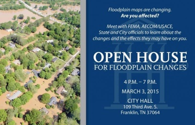 Residents invited to question flood map changes at FEMA open house