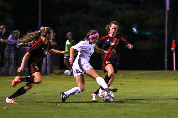 All-District 11-AAA girls' soccer team announced | Franklin Home Page, FHP, Sports, Soccer, Franklin Rebels, Centennial Cougars, Summit Spartans, Independence Eagles