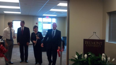 Belmont University opens new facility in Cool Springs' business hub