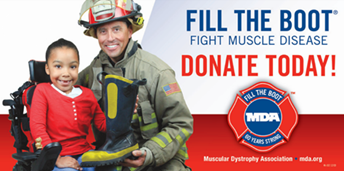 Franklin fire fighters to participate in muscular dystrophy fundraiser