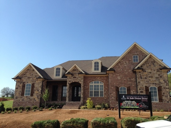 Ladd Park St. Jude home ready for June 23 giveaway | St. Jude Dream Home,St. Jude Children's Research Hospital,Ladd Park,Franklin TN real estate,Franklin TN news,Franklin Home Page,FHP