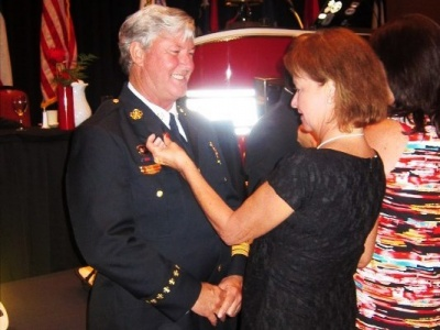 Franklin's Garzarek to lead regional fire chiefs' association