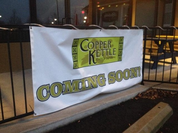 Copper Kettle to open in Franklin | Copper Kettle,Franklin Home Page,FHP