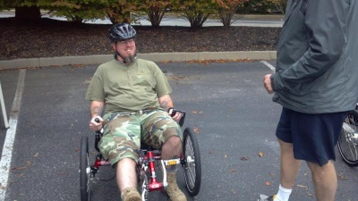 Wounded Warriors in Franklin for two days of events