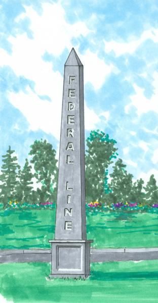 Preservationists hope federal line markers will help visitors envision Battle of Franklin
