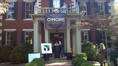 O'More College of Design gets a makeover