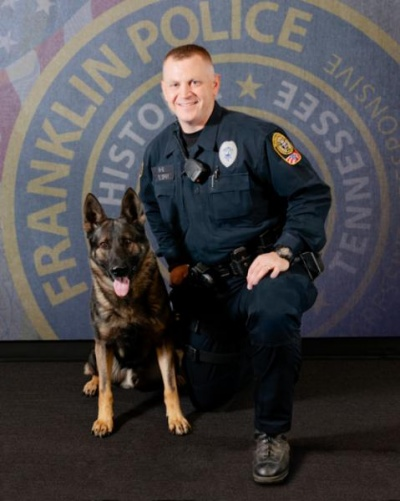 FPD K-9 unit wins top honors
