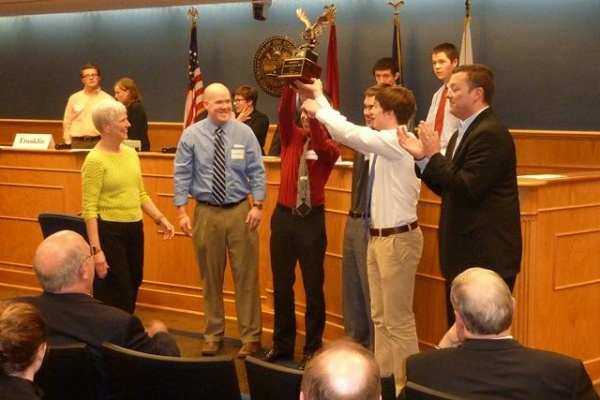 Summit Wins History Bowl in Final Jeopardy