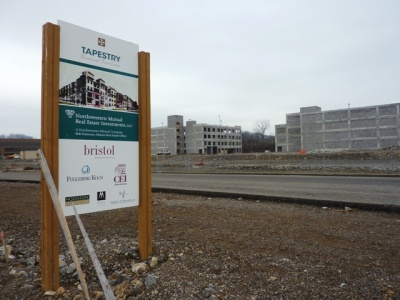 Bristol's Tapestry makes change; first units available in early fall