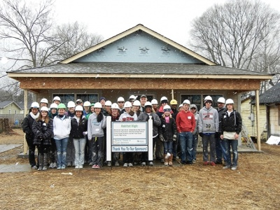 Newest Habitat High home a family affair
