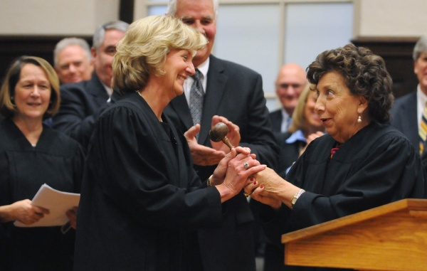 Juvenile Court looks ahead with Judge Sharon Guffee | Williamson County Juvenile Court, Judge Sharon Guffee, Sharon Guffee, Franklin TN news, Franklin Home Page, Judge Jane Franks, Mayor Rogers Anderson