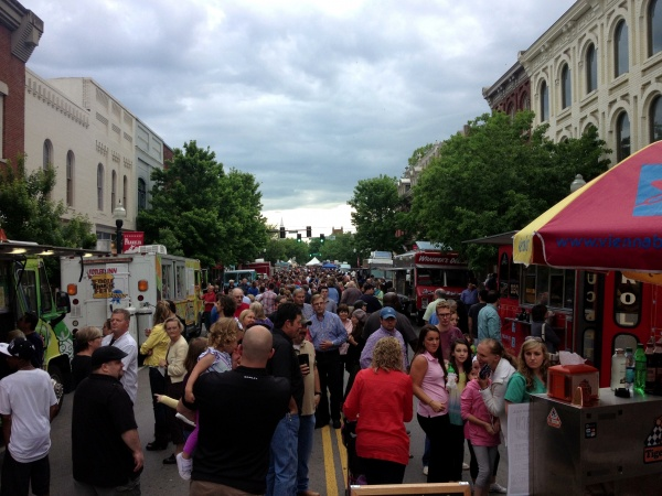 Eat The Street Returns To Downtown Franklin Friday Brentwood Home Page