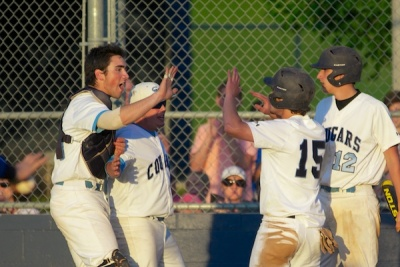 Cougars capture first region crown in extra innings