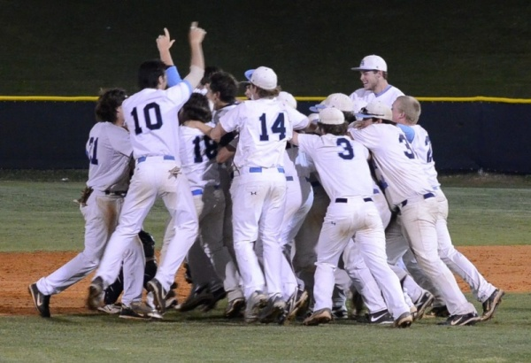 Cougars capture first state tourney baseball berth | Centennial High School,CHS,baseball,Franklin Home Page,FHP