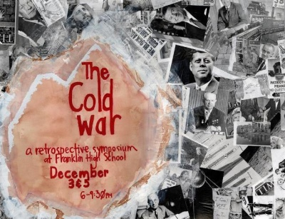 IB students present community Cold War symposium