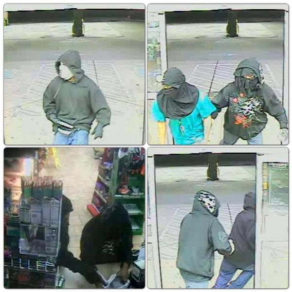Franklin Police searching for armed robbery suspects