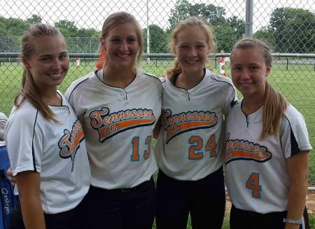 4 area softball players to compete in national tournament | Franklin Home Page, FHP, Sports, Softball