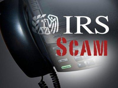 FPD warns of fraudulent IRS scams