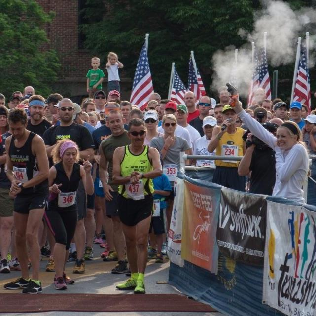 Soldier's family spurs 5K for second year
