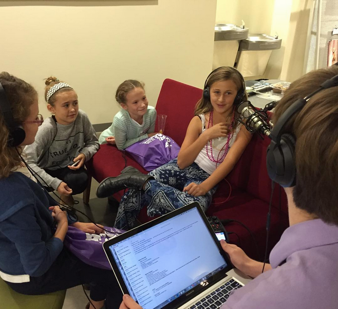 Locals create company and events to empower girls | Girls to the Moon