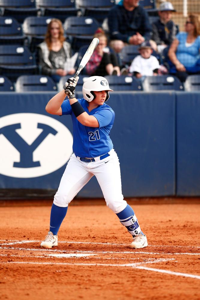 Franklin softball standout amazes all as a BYU freshman