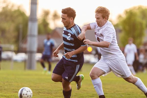 SOCCER: Centennial, Franklin battle to draw | Sports, Soccer, Centennial Cougars, Franklin Rebels, FHS, CHS