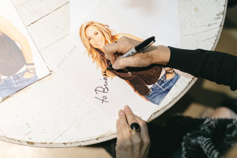 Sheryl Crow sparks $20K in fundraising from pop-up fair | Sheryl Crow, Pop-Up Fair, City Farmhouse Pop-Up Fair, City Farmhouse