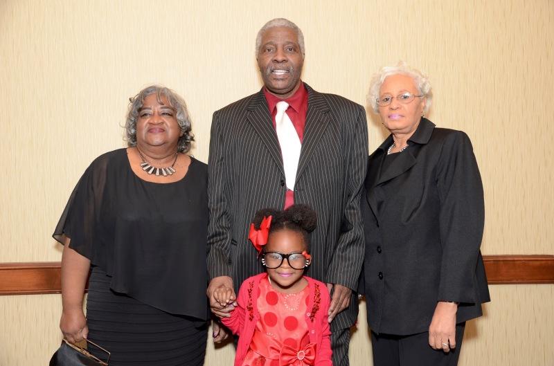 SLIDESHOW: Black Tie Affair is a family affair