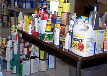 Hazardous household waste collection event is Saturday