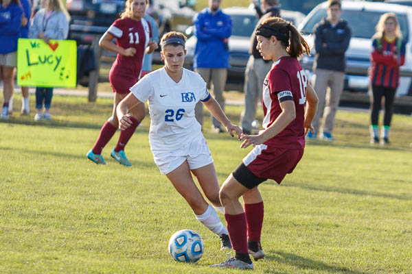 TSSCA releases all-state girls soccer teams