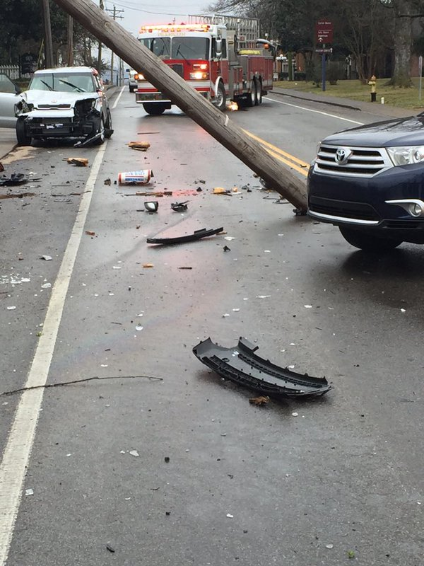 TRAFFIC ALERT: Columbia Avenue fully reopened after morning accident