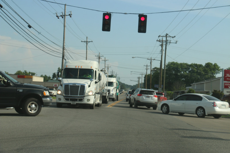 Franklin moving forward with the start of Columbia Avenue widening