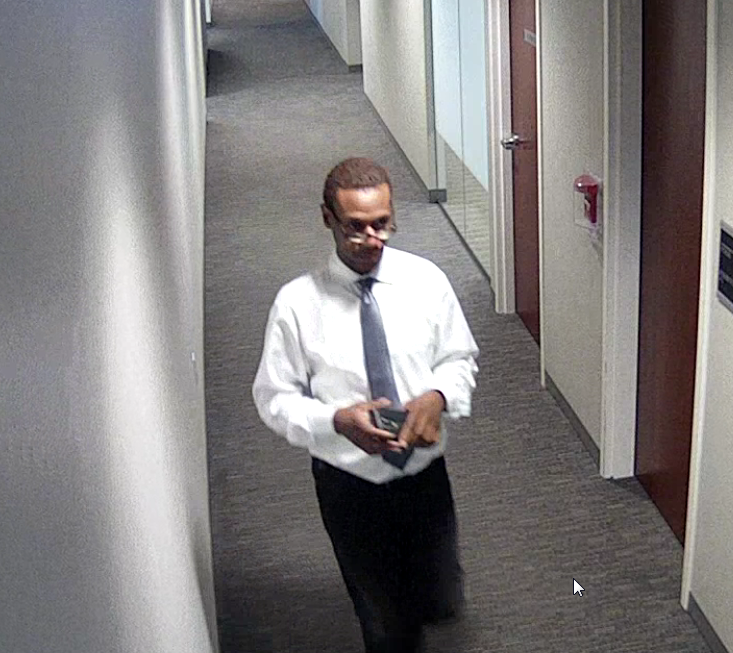 Police still looking for Cool Springs office thief