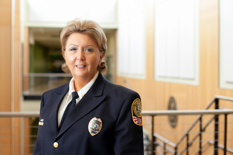 FPD chief reflects after year with the department