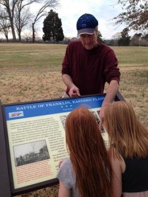 5K run traverses 1864 Battle of Franklin sites